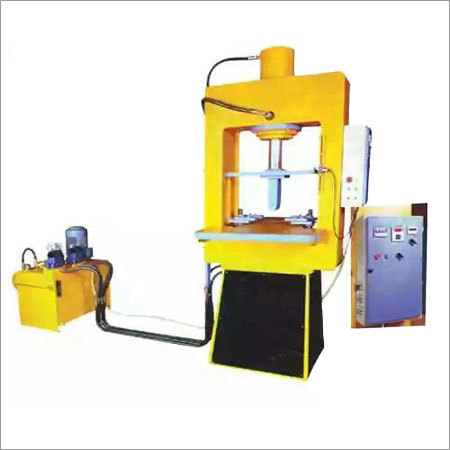 Semi Automatic Paver Block Machine