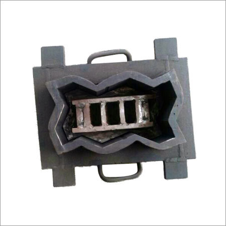 Paver Block Metal Mould