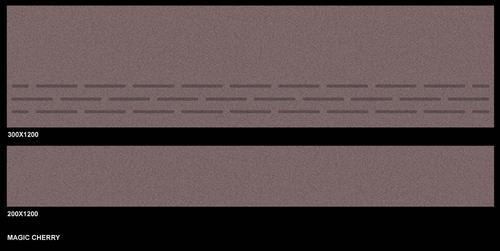 Full body S&P Step Riser Tiles