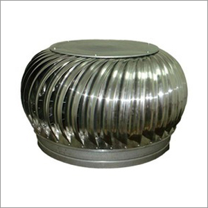 Aluminum Ventilators