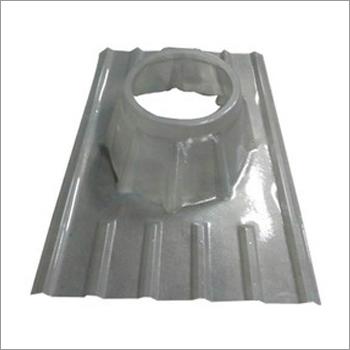 Polycarbonate Turbo Ventilator Base Plates