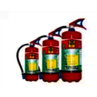 Portable Clean Agent Fire Extinguisher