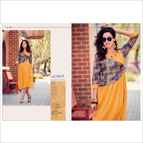 Designer Kurti (Indian Summer)
