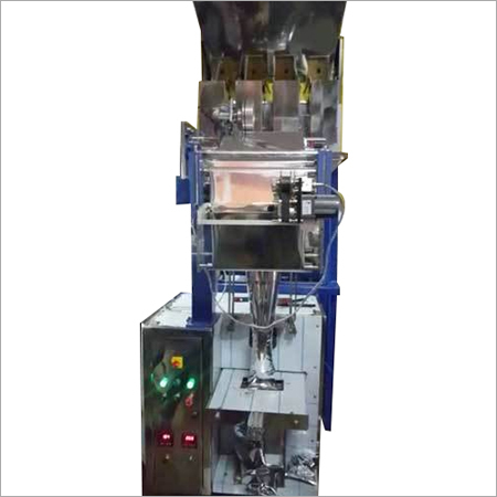 Semi Pneumatic with Four Head Weigh Filler Machine