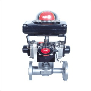 Ball Valve Pneumatics Actuator