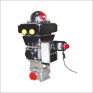 Ball valves Pneumatic Actuators