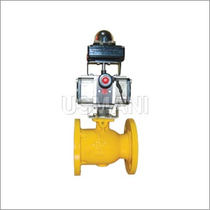 Ball valve Pneumatic Actuators