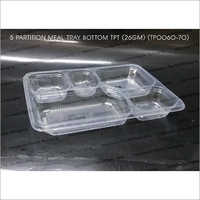 Disposable Meal Tray