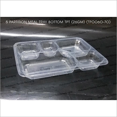 Disposable Food Thali