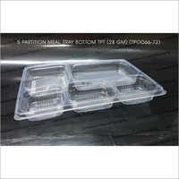 Partition Meal Tray