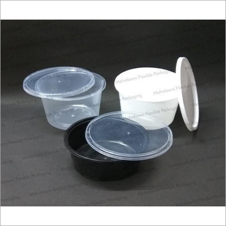 Airtight Round Container