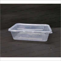 Disposable Plastic Rectangle Tray