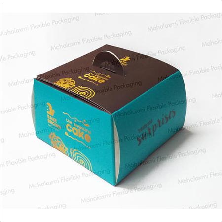 Designer Cake Box