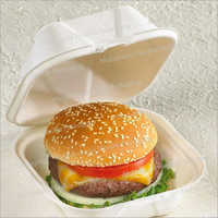 Biodegradable Burger Box