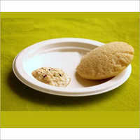 Biodegradable Round Plate
