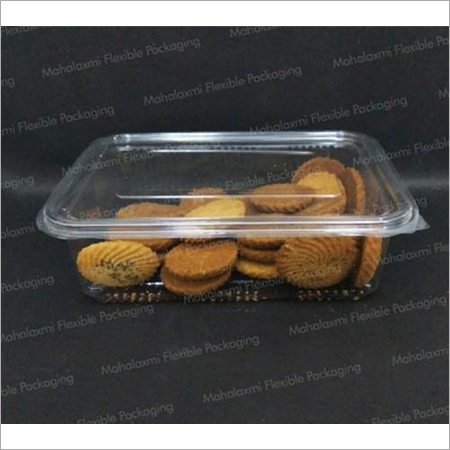 Cookies Tray Containers