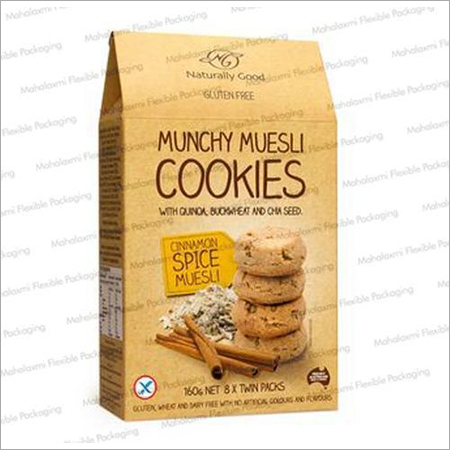 Cookie Packaging Box