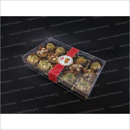 Cookie Plastic Packaging Box