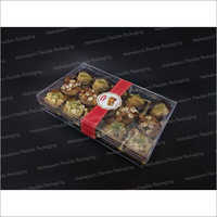Cookie Plastic Packaging Box