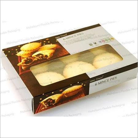 Cookie Paper Packaging Box