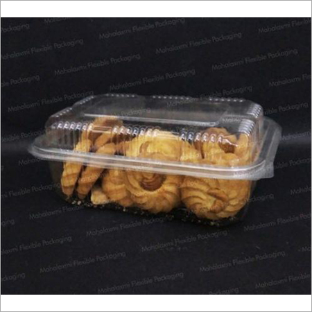 Cookie Packaging Tray