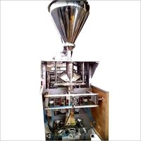 Collar Type With Servo Auger Filler Machine