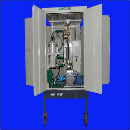Transformer Oil Filtration Machine