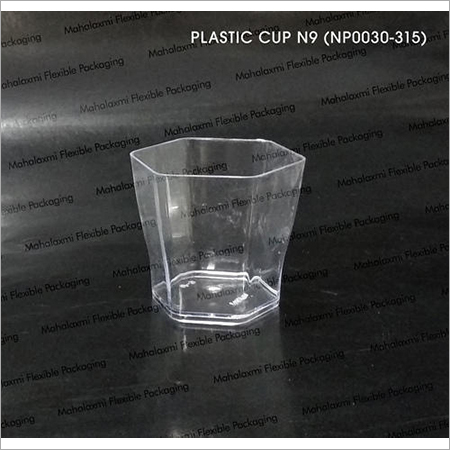 Disposable Mousse Cup
