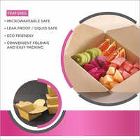 Snacks Packaging Box