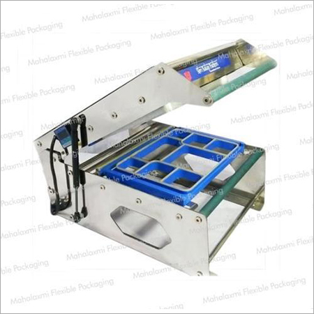 Food Tray Sealing Machine