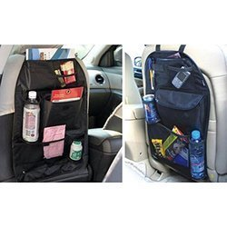 Car Rear Seat Organizer