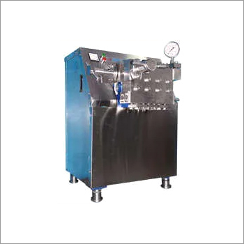 Milk Cream Homogenizer