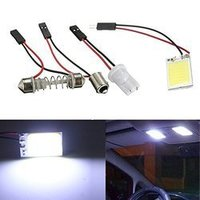 18 Chips COB LED Car Panel Interior Roof Light