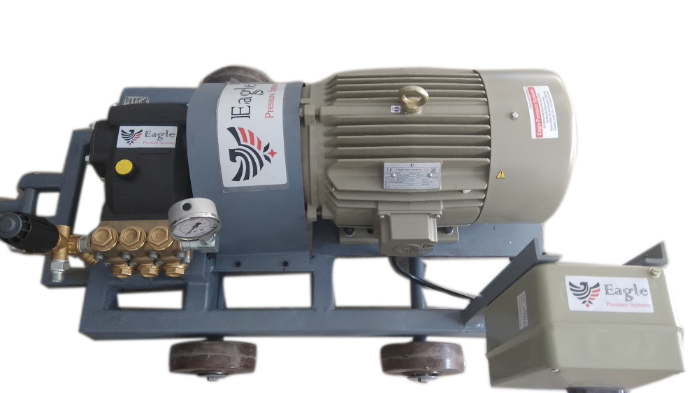 Electric Driven Hydro Test Pump Manufacturer, Electric Driven Hydro ...