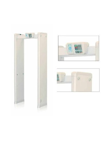 Door Frame Metal Detector 6 Zones