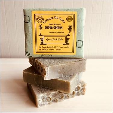 Coconut Oil Soap - Lemon