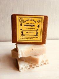 Coconut Oil Soap - Wild Turmeric