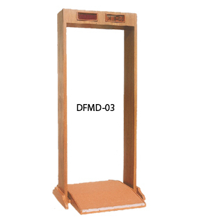 Door-frame-metal-detector Zones 8