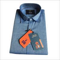 Men Plain Casual Shirt
