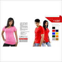 Basic-V Neck T-Shirts
