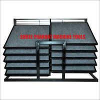 Horizontal Tile Display Stands