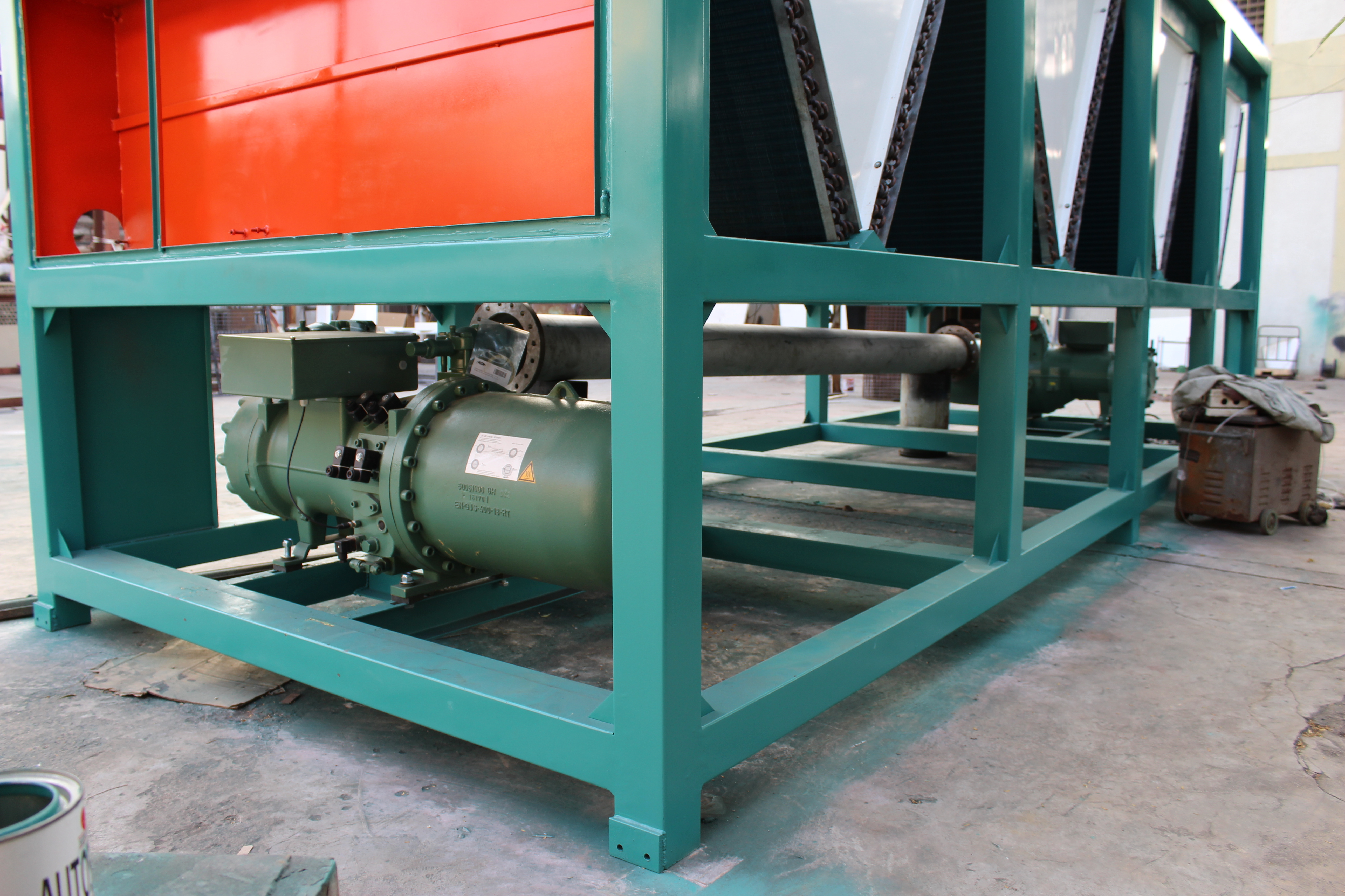 Scroll Water Chiller