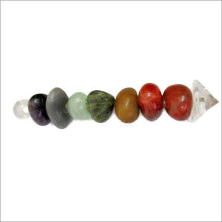 Seven Chakra Tumbke Healing Stick