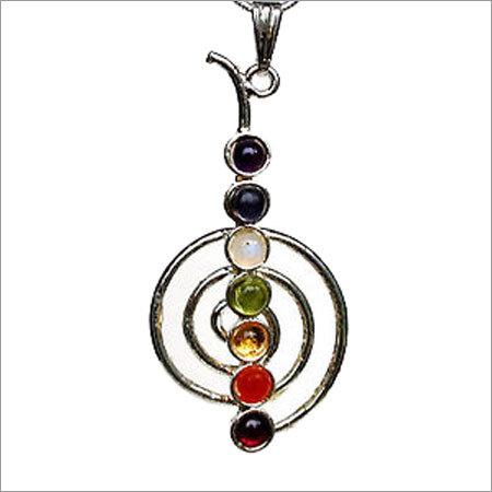 Seven Chakra Reiki Pendant
