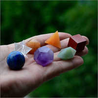 Seven Chakra Geometry Set
