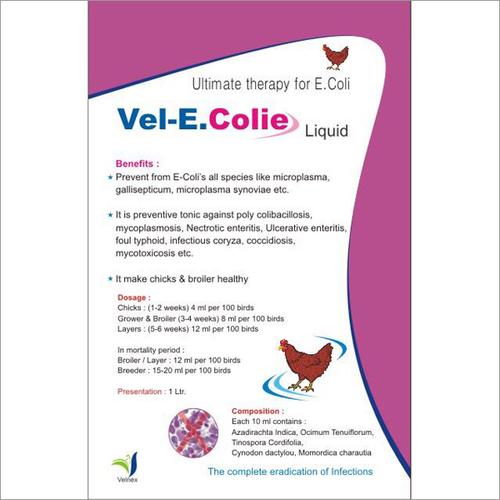 Vel-E Colie Liquid