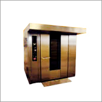Gas Diesel Electric Rotary Rack Ovens