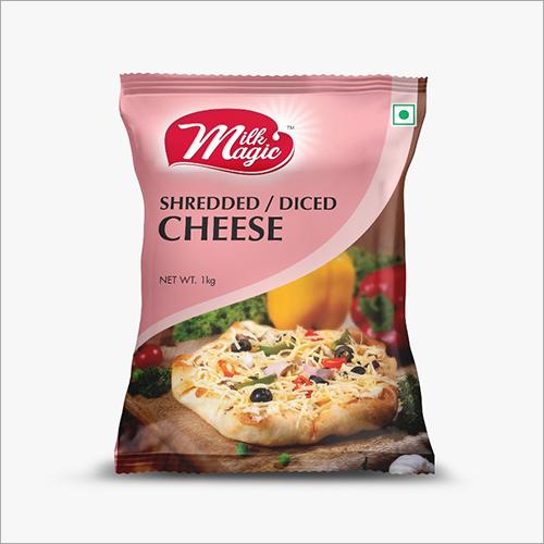 Shredded Diced Cheese