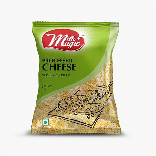 Processed Cheese 1Kg Pouch