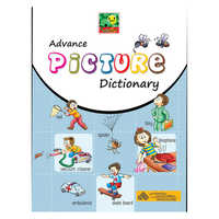 Smile - Advance Picture Dictionary Book